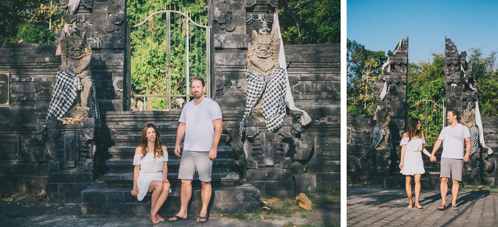 Alain & Sarah: Romantic Honeymoon Photography in Bali 12