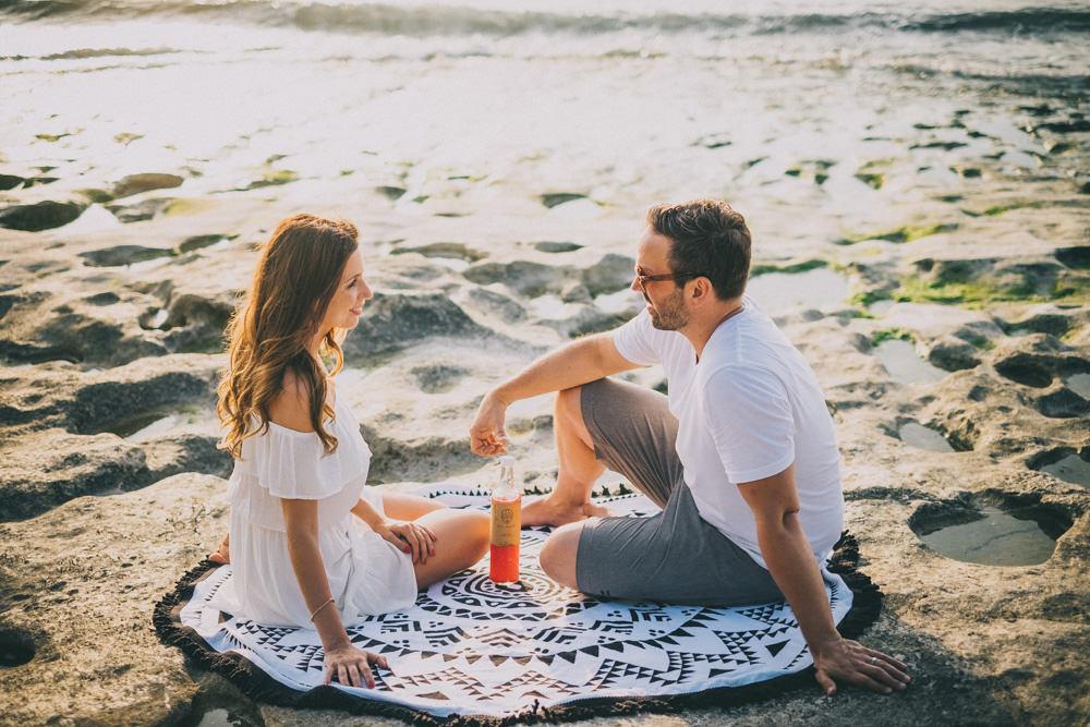 Alain & Sarah: Romantic Honeymoon Photography in Bali 18