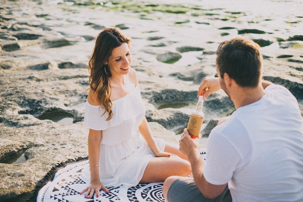 Alain & Sarah: Romantic Honeymoon Photography in Bali 19