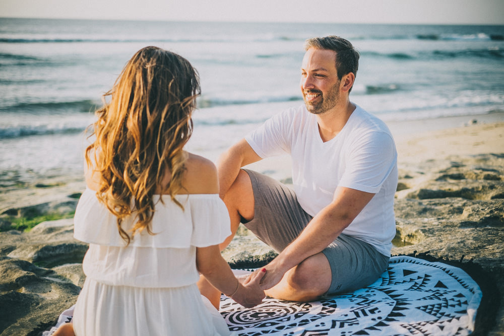 Alain & Sarah: Romantic Honeymoon Photography in Bali 21