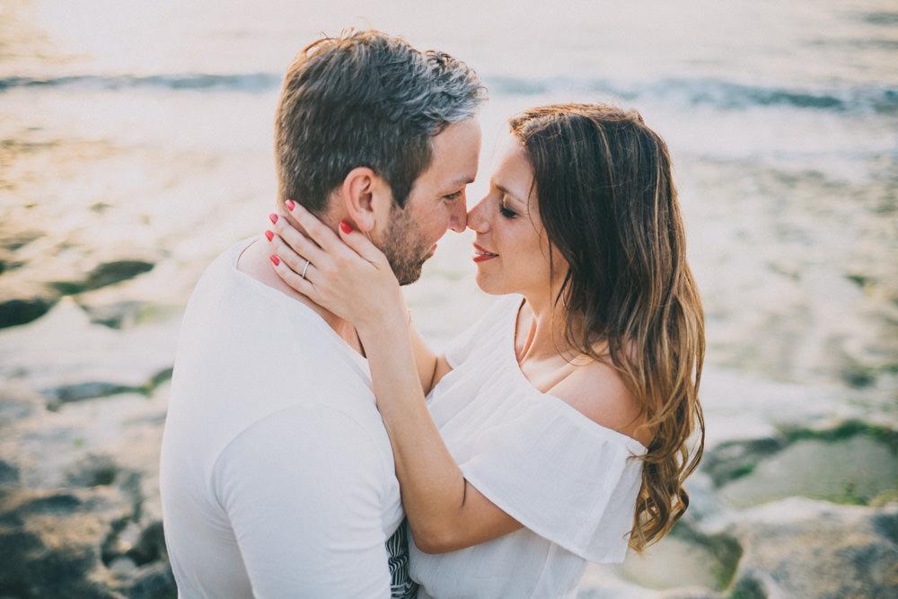 Alain & Sarah: Romantic Honeymoon Photography in Bali 26
