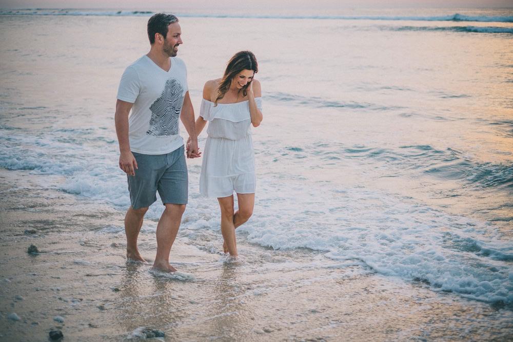 Alain & Sarah: Romantic Honeymoon Photography in Bali 32
