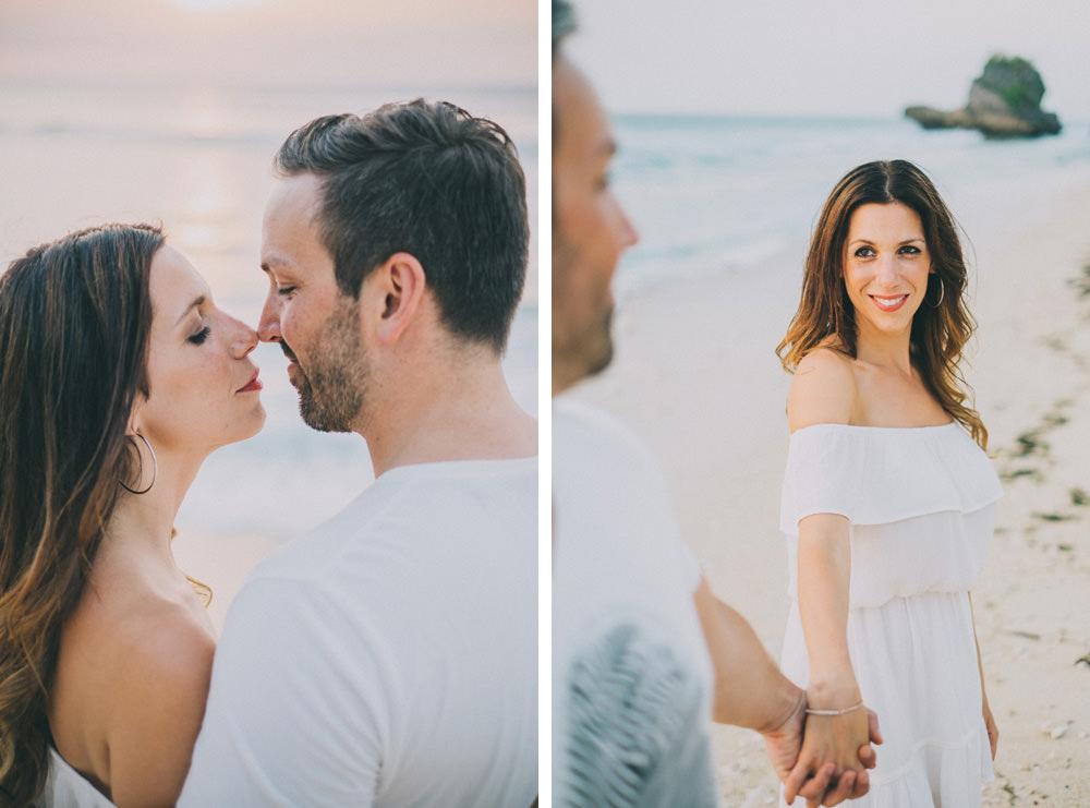 Alain & Sarah: Romantic Honeymoon Photography in Bali 34