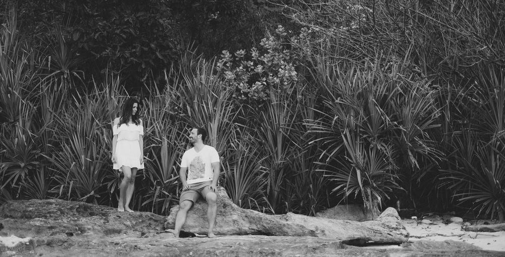 Alain & Sarah: Romantic Honeymoon Photography in Bali 38