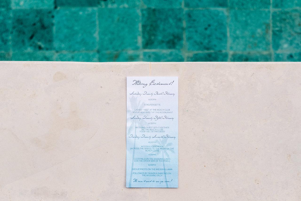 A&S: Bali Beach Wedding at Komune Resort Bali 10