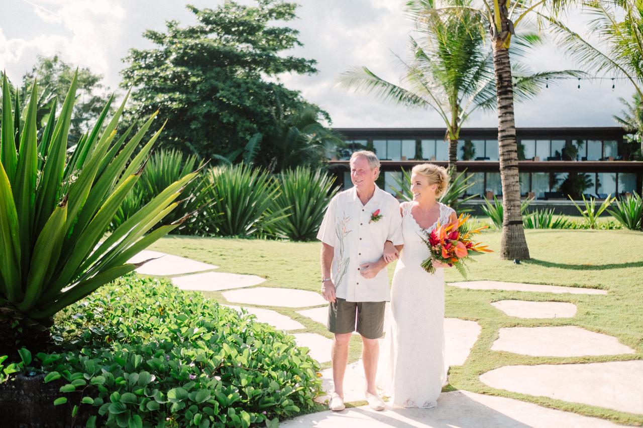 A&S: Bali Beach Wedding at Komune Resort Bali 16