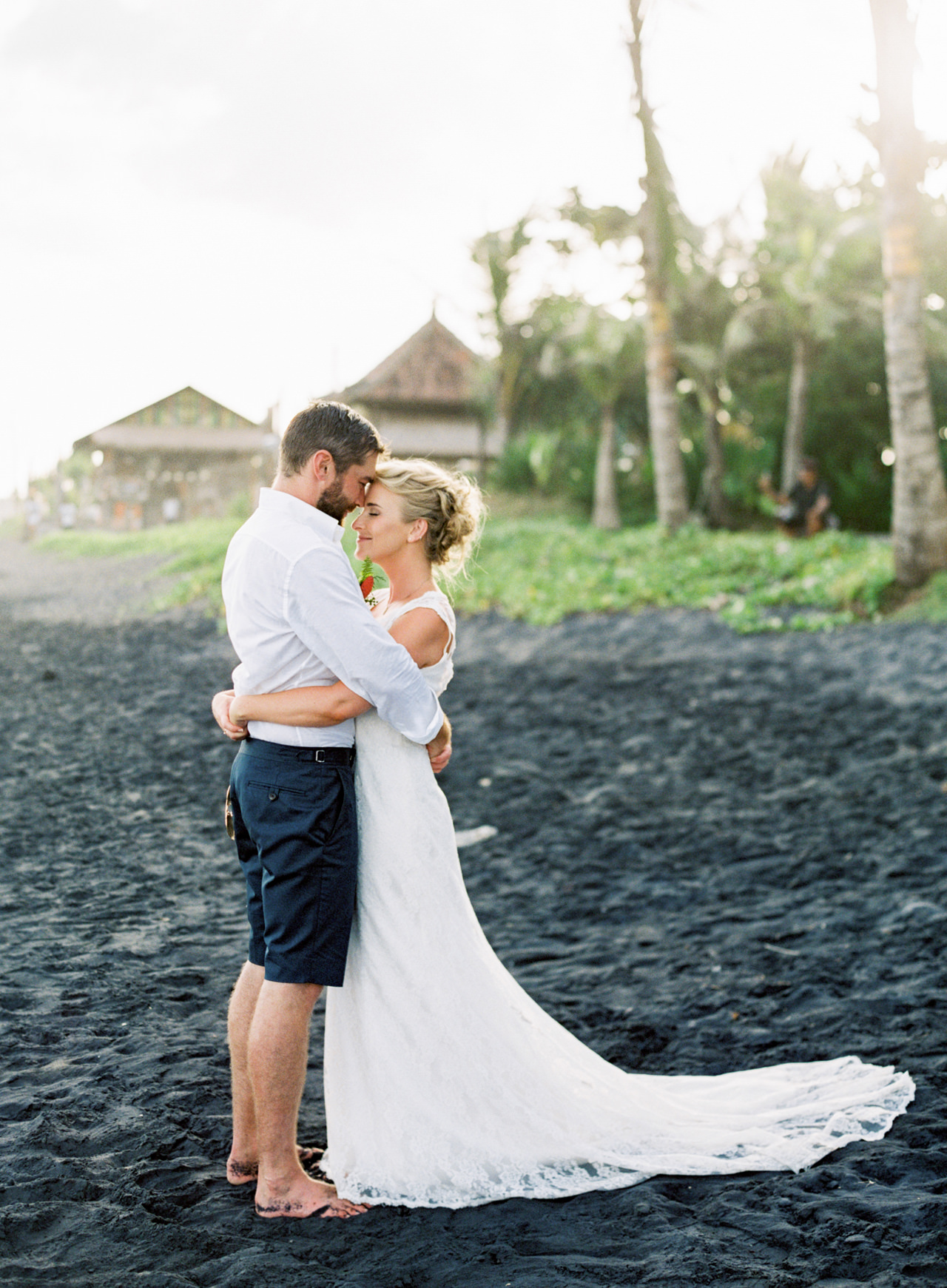 A&S: Bali Beach Wedding at Komune Resort Bali 24