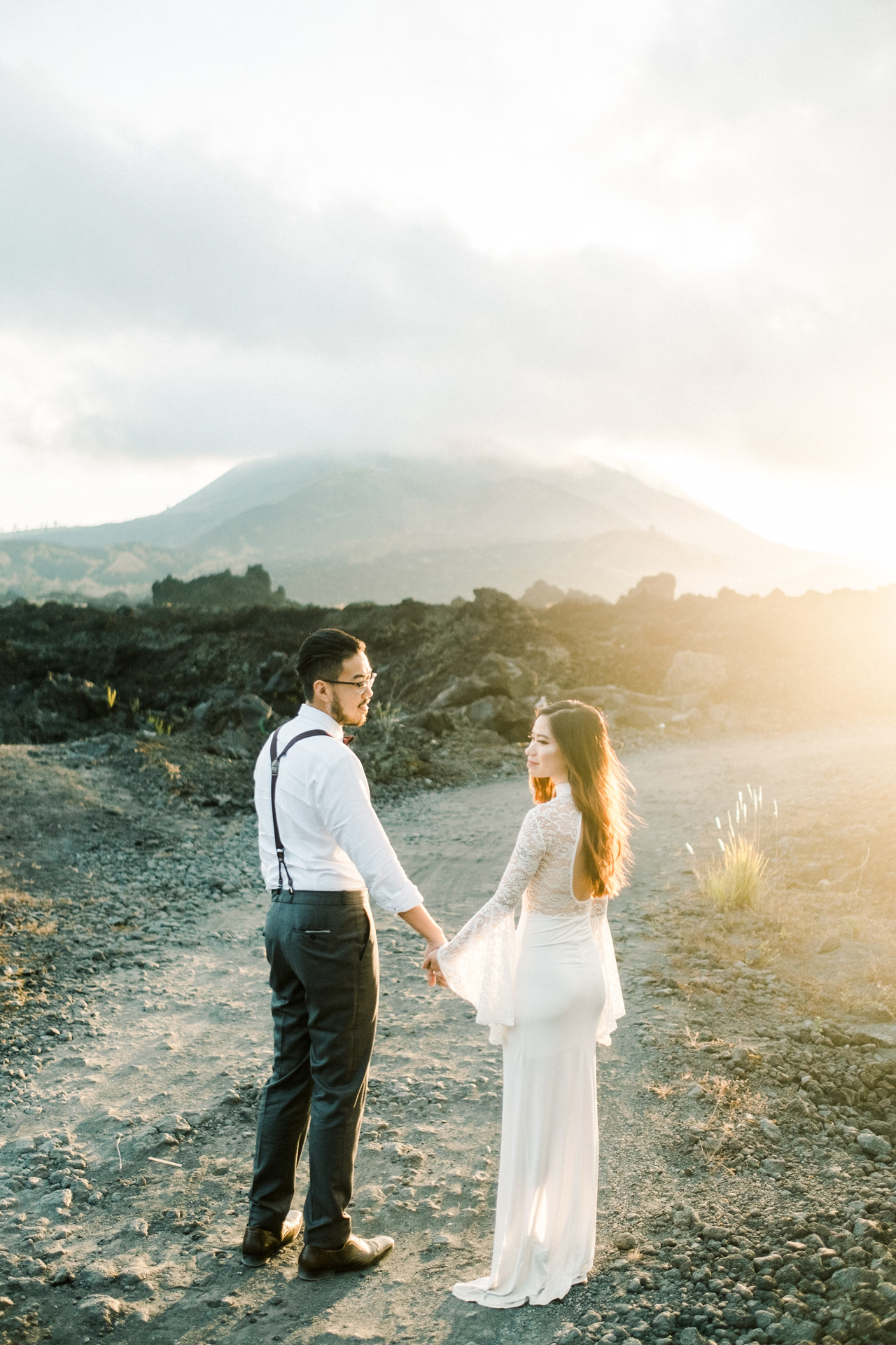 A&S: Timeless Mount Batur Kintamani Prewedding Photography 3