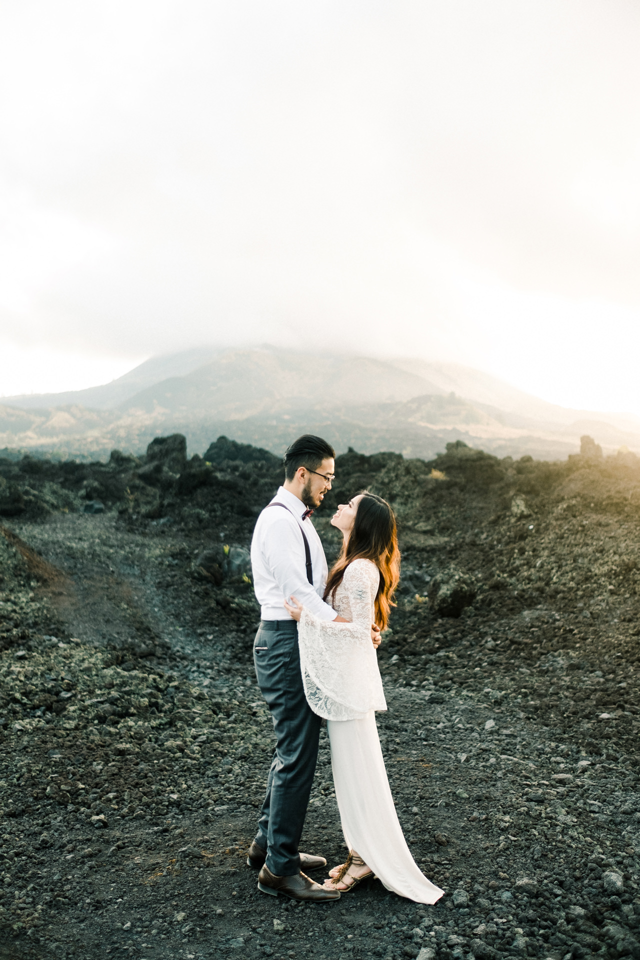 A&S: Timeless Mount Batur Kintamani Prewedding Photography 4