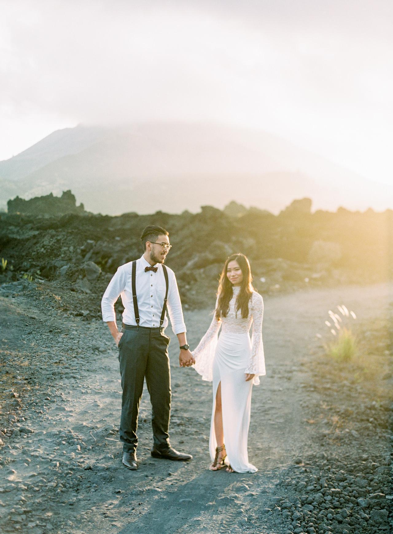 A&S: Timeless Mount Batur Kintamani Prewedding Photography 6
