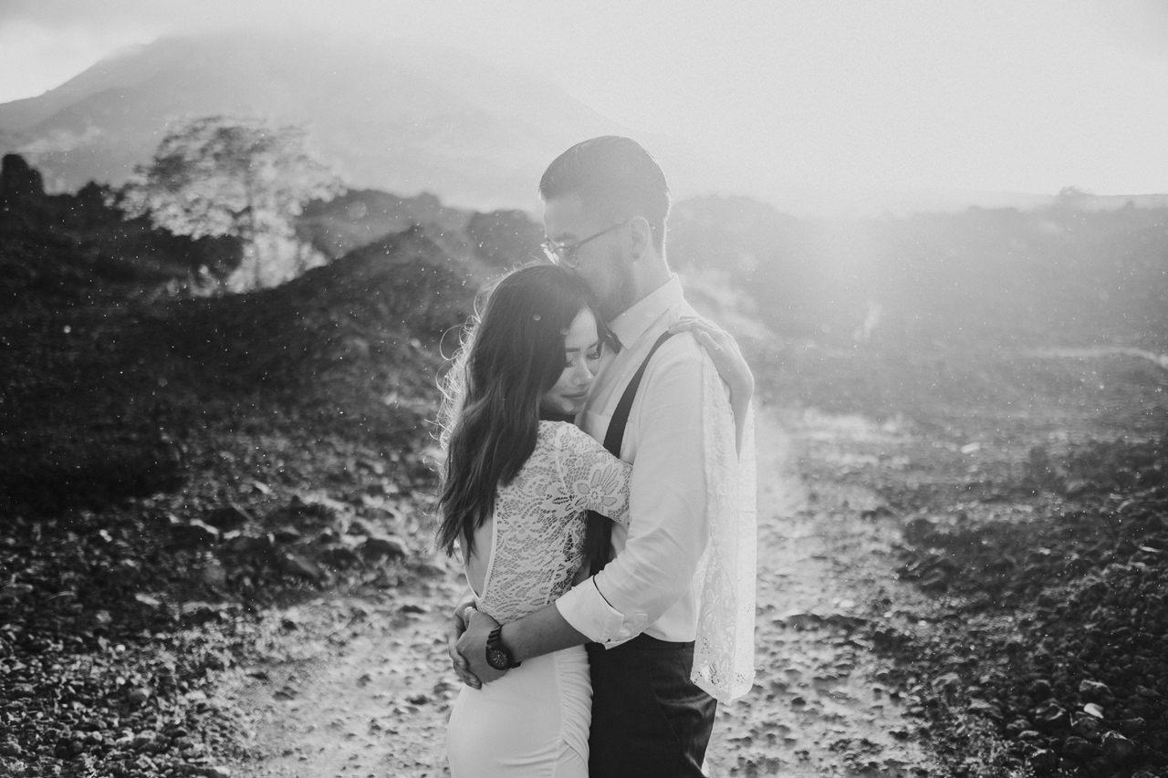 A&S: Timeless Mount Batur Kintamani Prewedding Photography 8