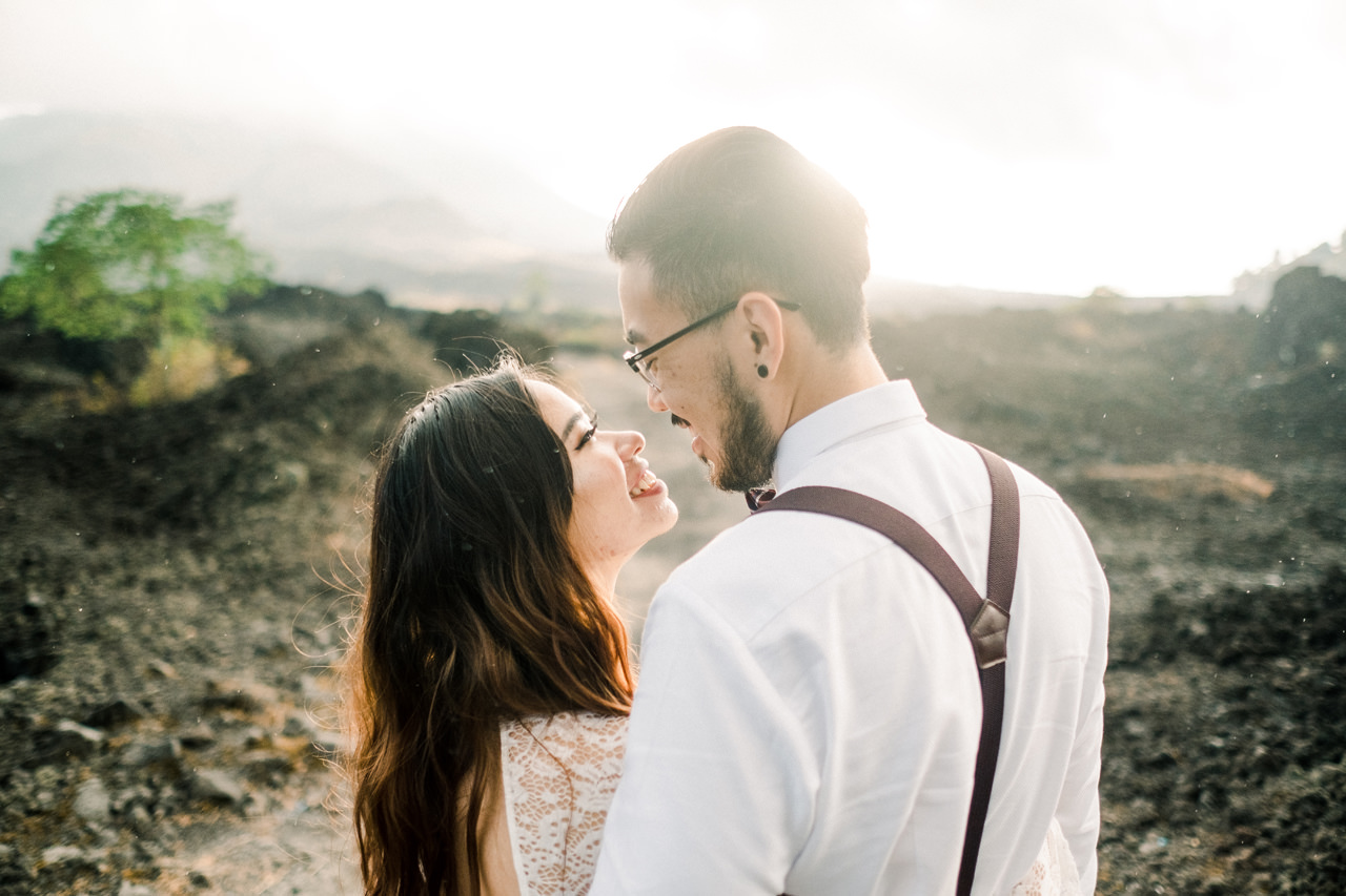 A&S: Timeless Mount Batur Kintamani Prewedding Photography 9