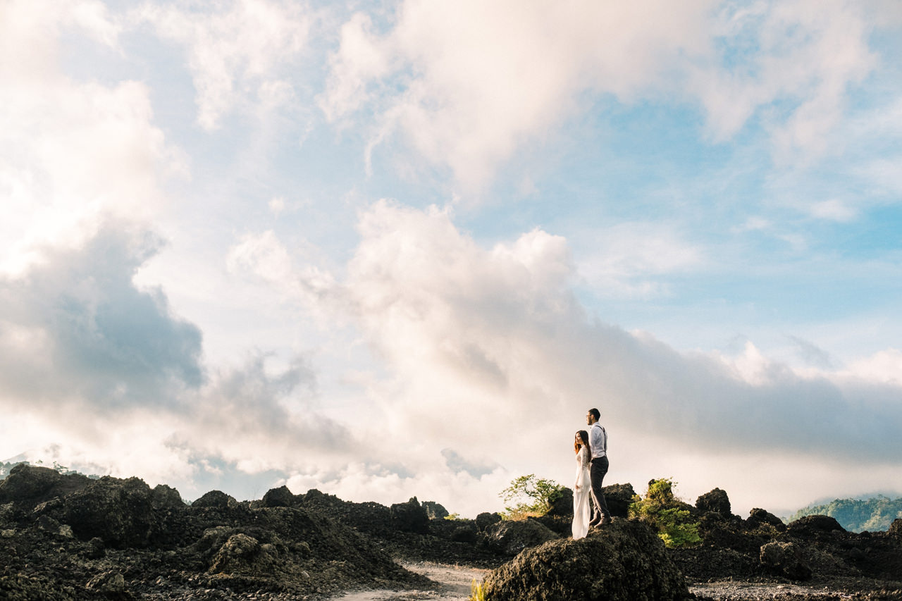 A&S: Timeless Mount Batur Kintamani Prewedding Photography 11