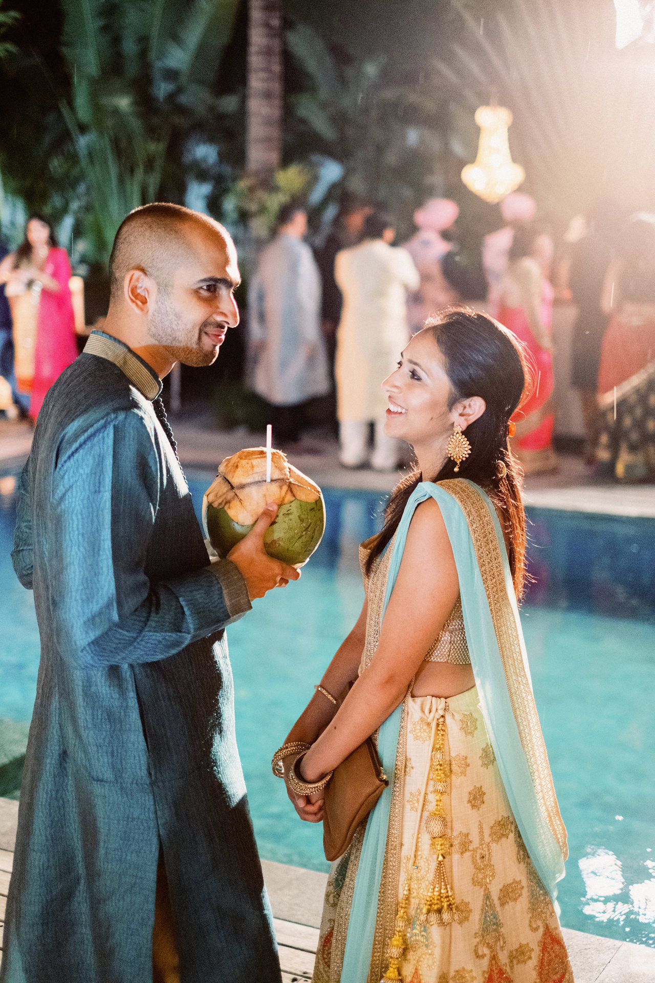 A Modern Indian Wedding in Bali 9