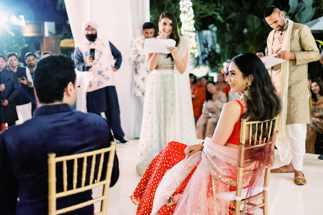 A Modern Indian Wedding in Bali 17