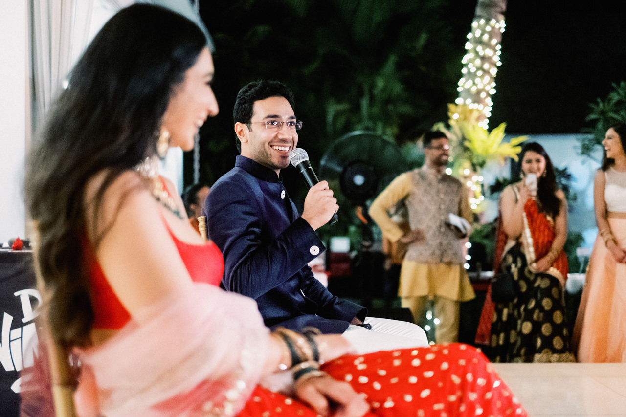 A Modern Indian Wedding in Bali 18