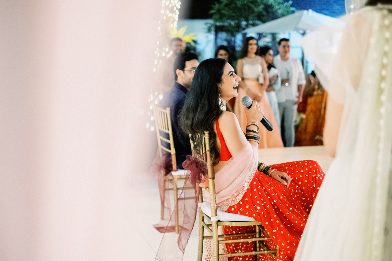 A Modern Indian Wedding in Bali 19
