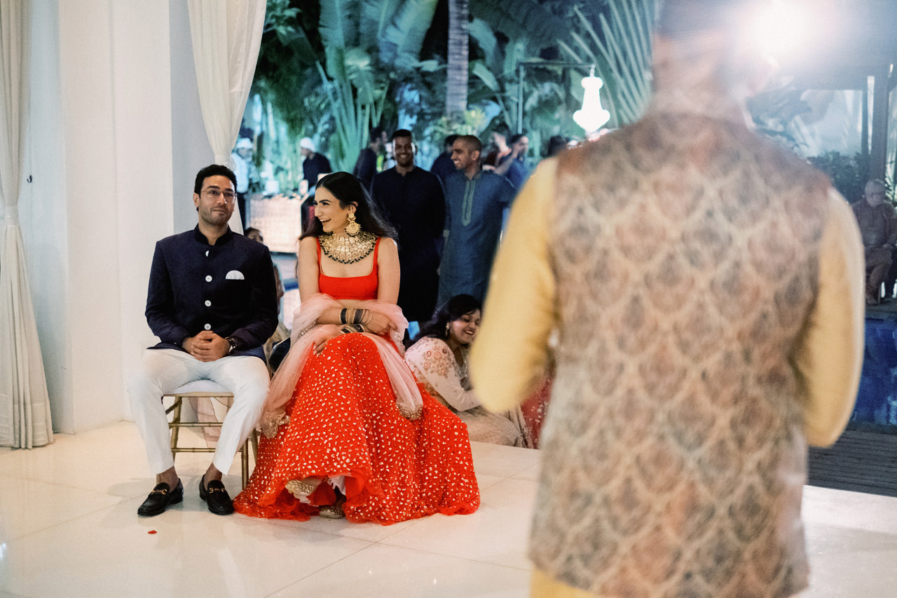 A Modern Indian Wedding in Bali 24