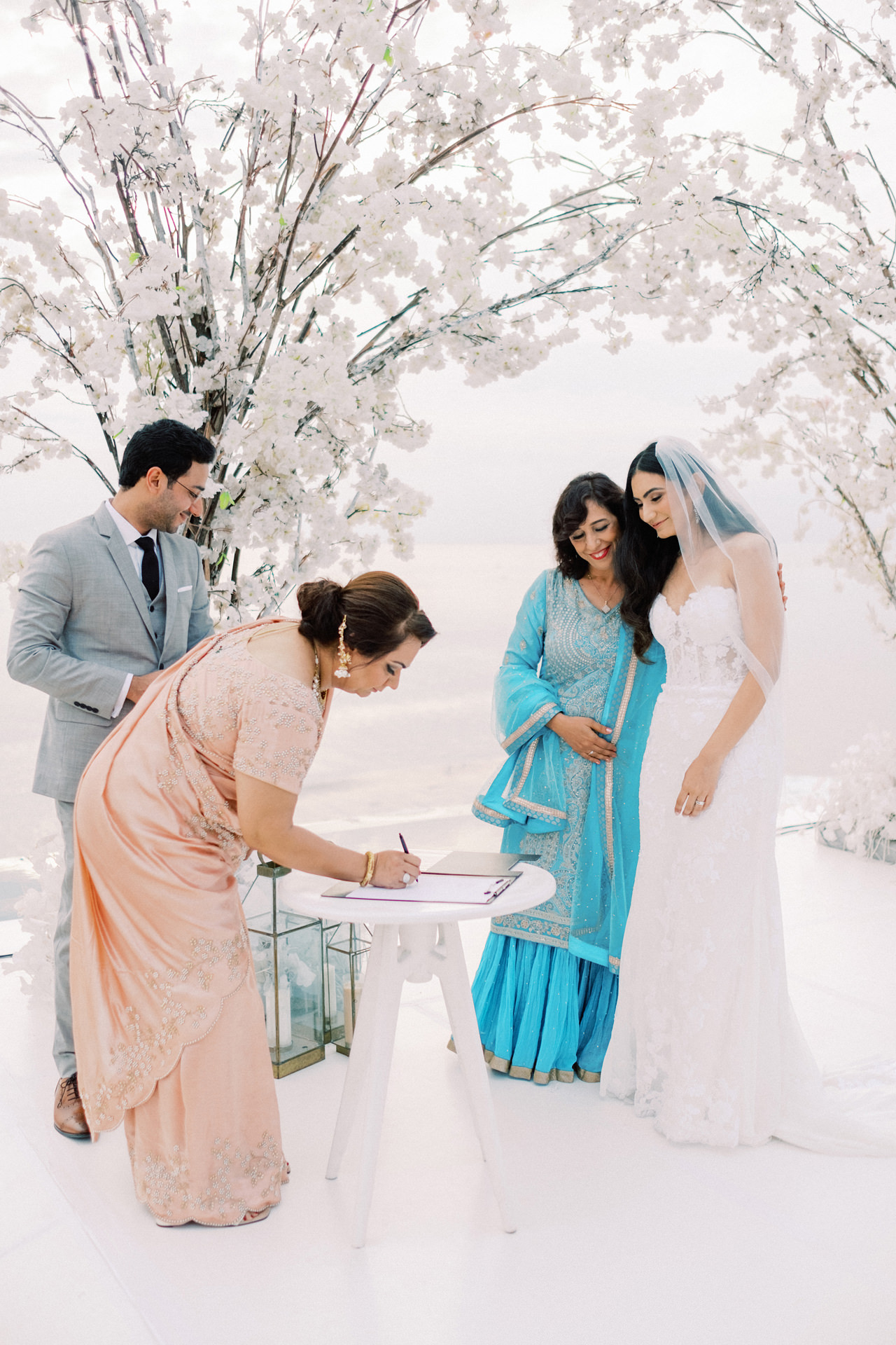 A Modern Indian Wedding in Bali 81