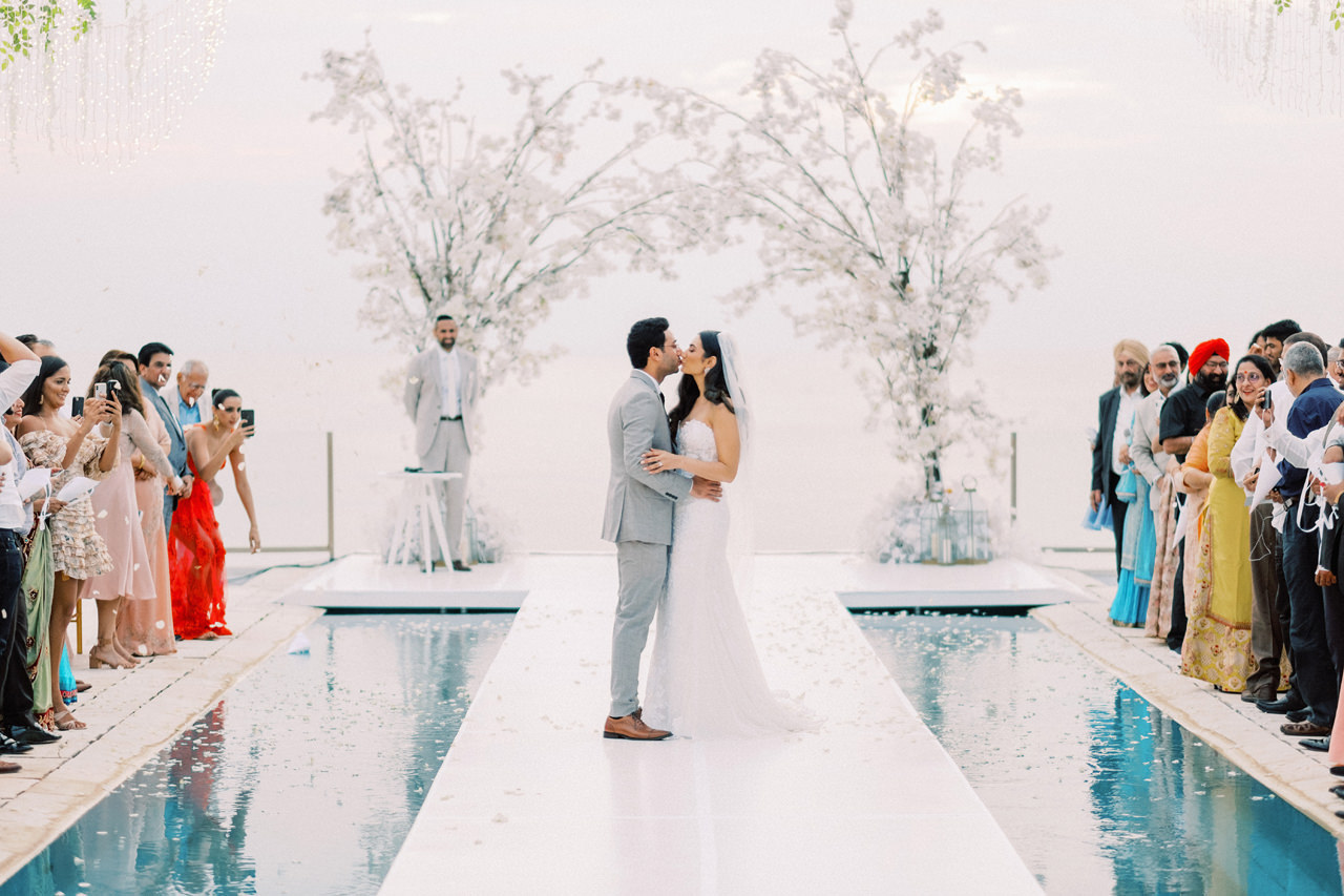 A Modern Indian Wedding in Bali 84