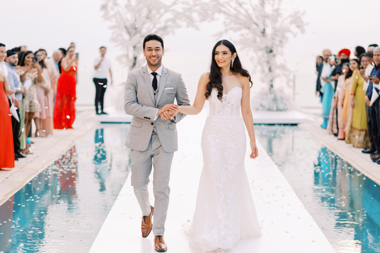 A Modern Indian Wedding in Bali 85