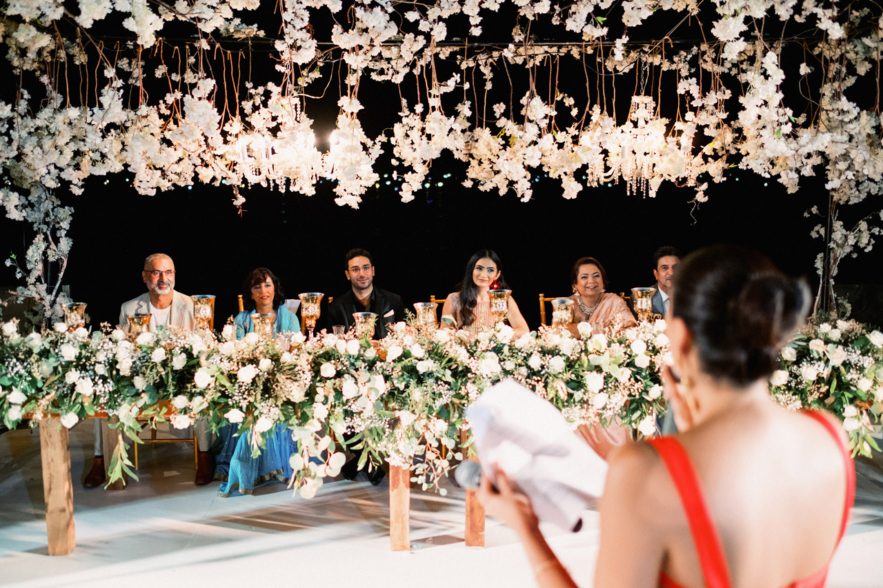 A Modern Indian Wedding in Bali 101
