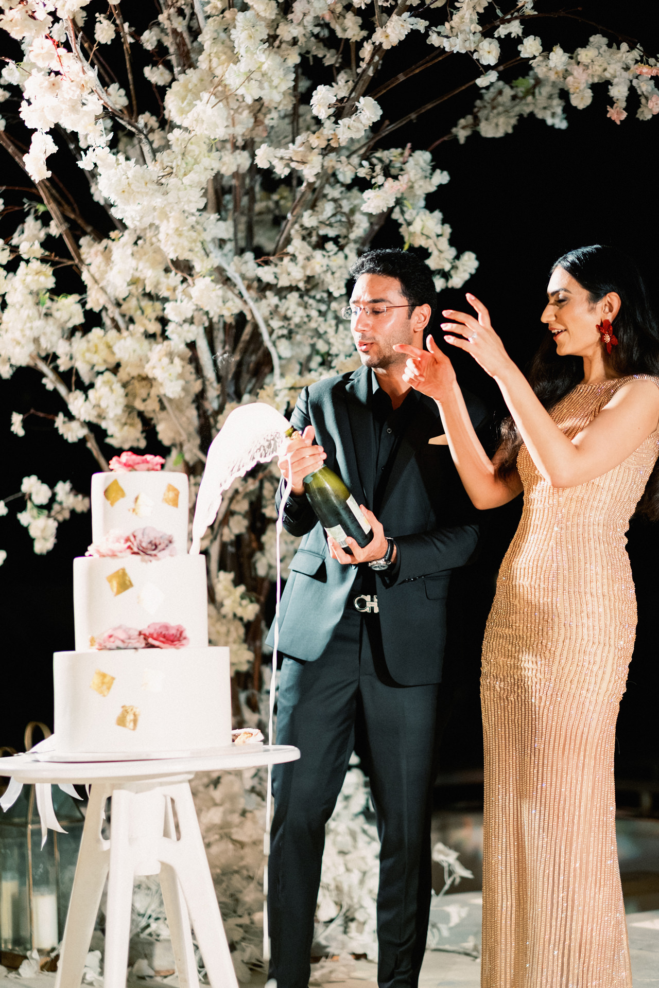 A Modern Indian Wedding in Bali 110
