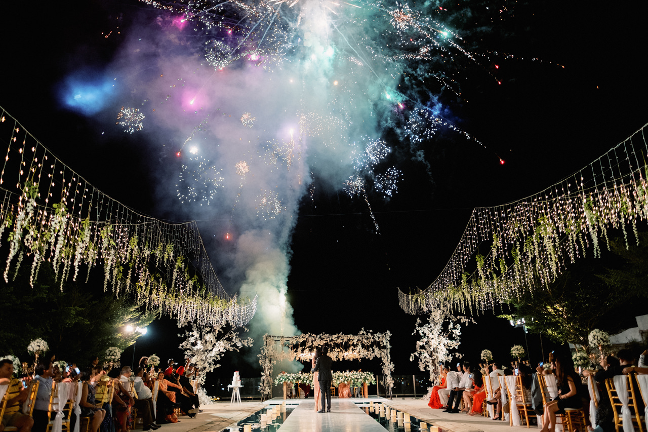 A Modern Indian Wedding in Bali 114