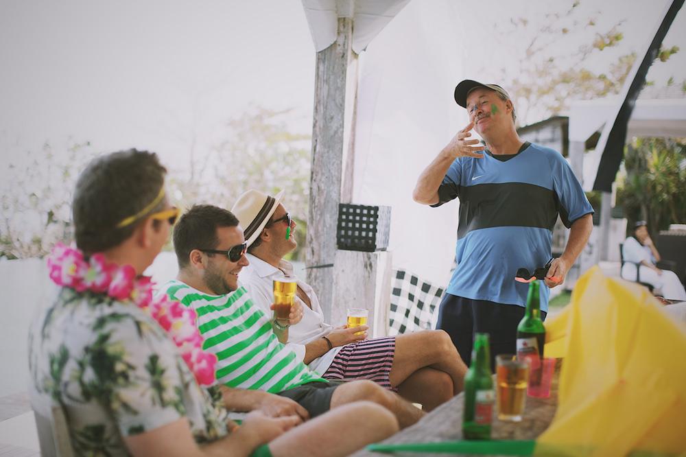 Bali Post Wedding Pool Party 11