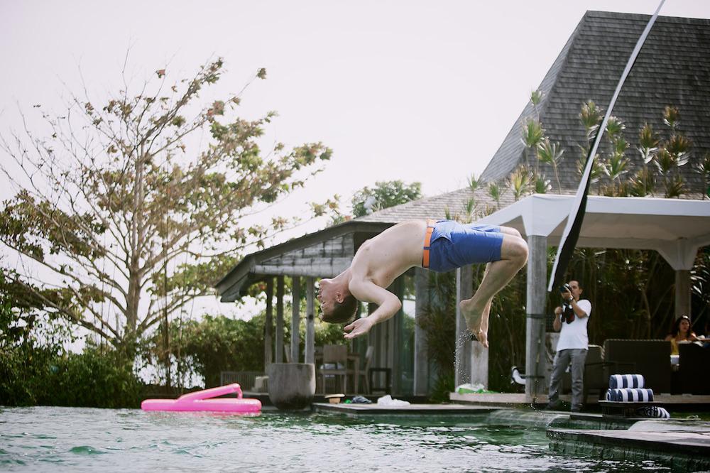 Bali Post Wedding Pool Party 18