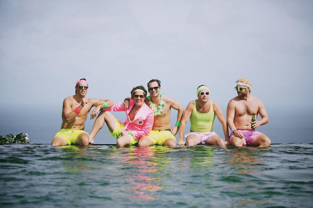 Bali Post Wedding Pool Party 22