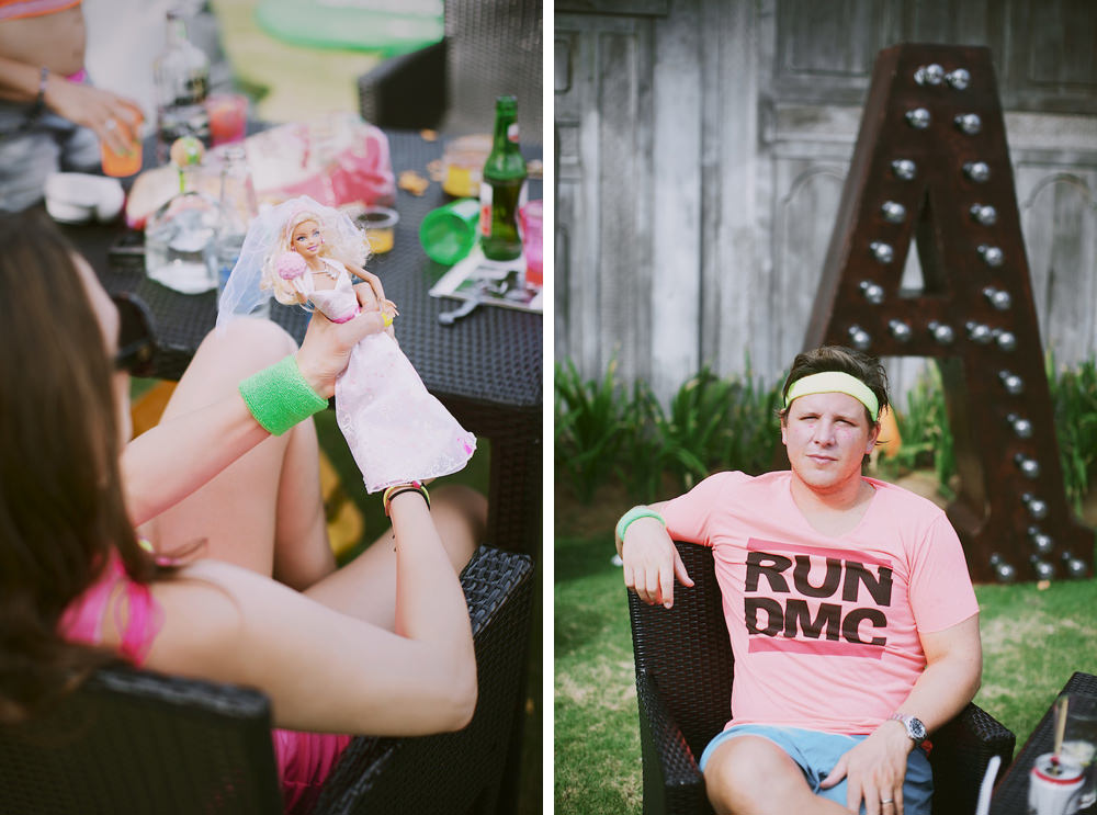 Ben & Angie - Post Wedding Pool Party 31