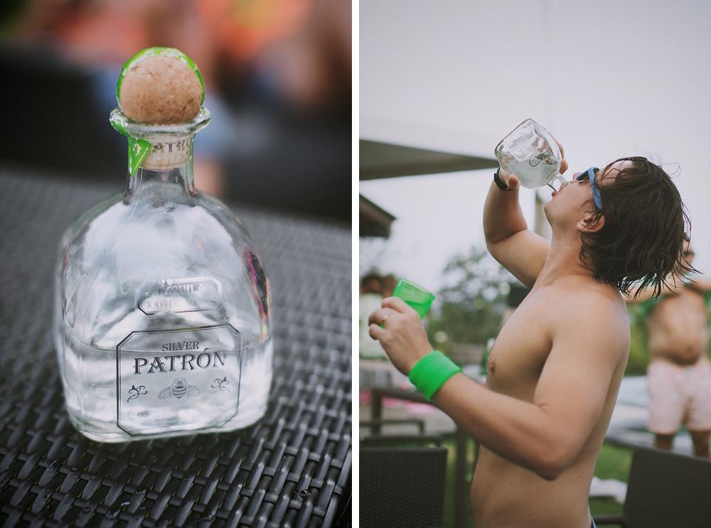 Bali Post Wedding Pool Party 39