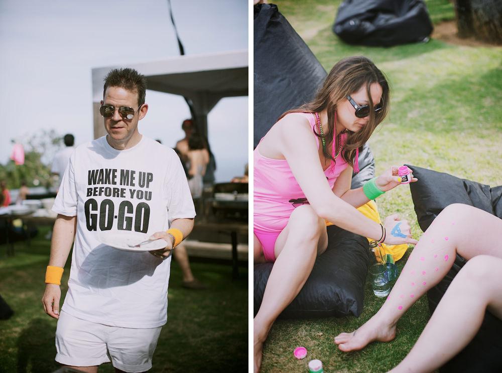 Ben & Angie - Post Wedding Pool Party 56