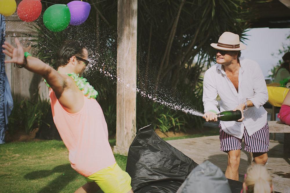 Bali Post Wedding Pool Party 59