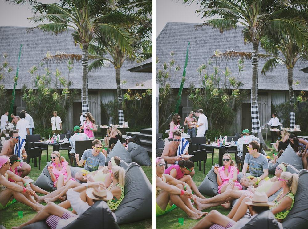 Bali Post Wedding Pool Party 60