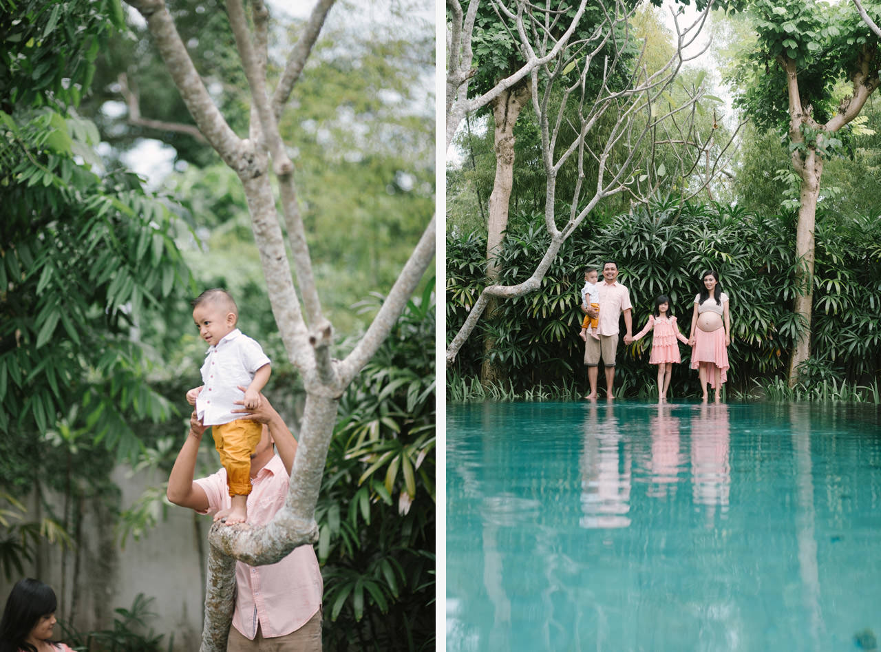 Bayu & Dian: Bali Family Maternity Photography 2