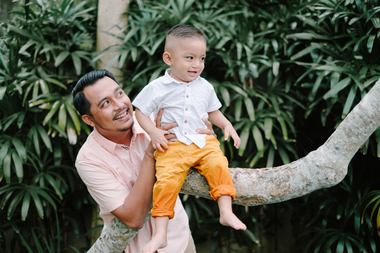 Bayu & Dian: Bali Family Maternity Photography 3