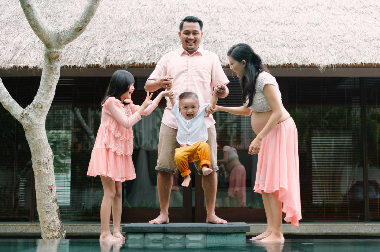 Bayu & Dian: Bali Family Maternity Photography 4