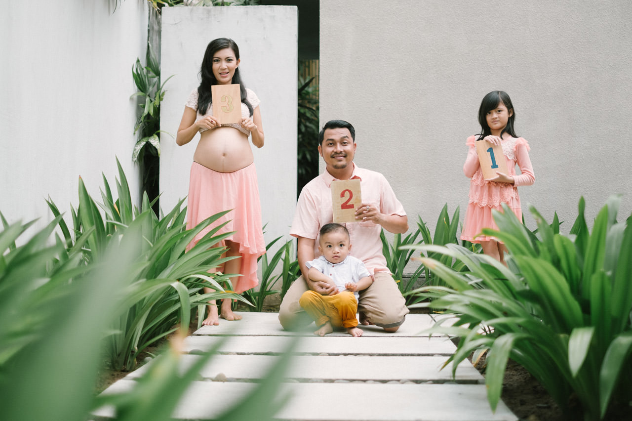 Bayu & Dian: Bali Family Maternity Photography 5