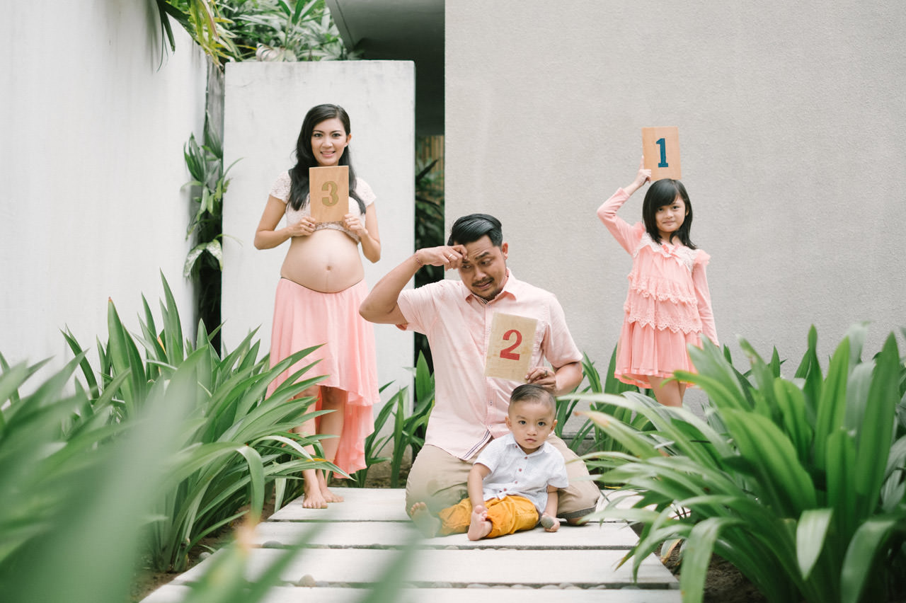 Bayu & Dian: Bali Family Maternity Photography 6