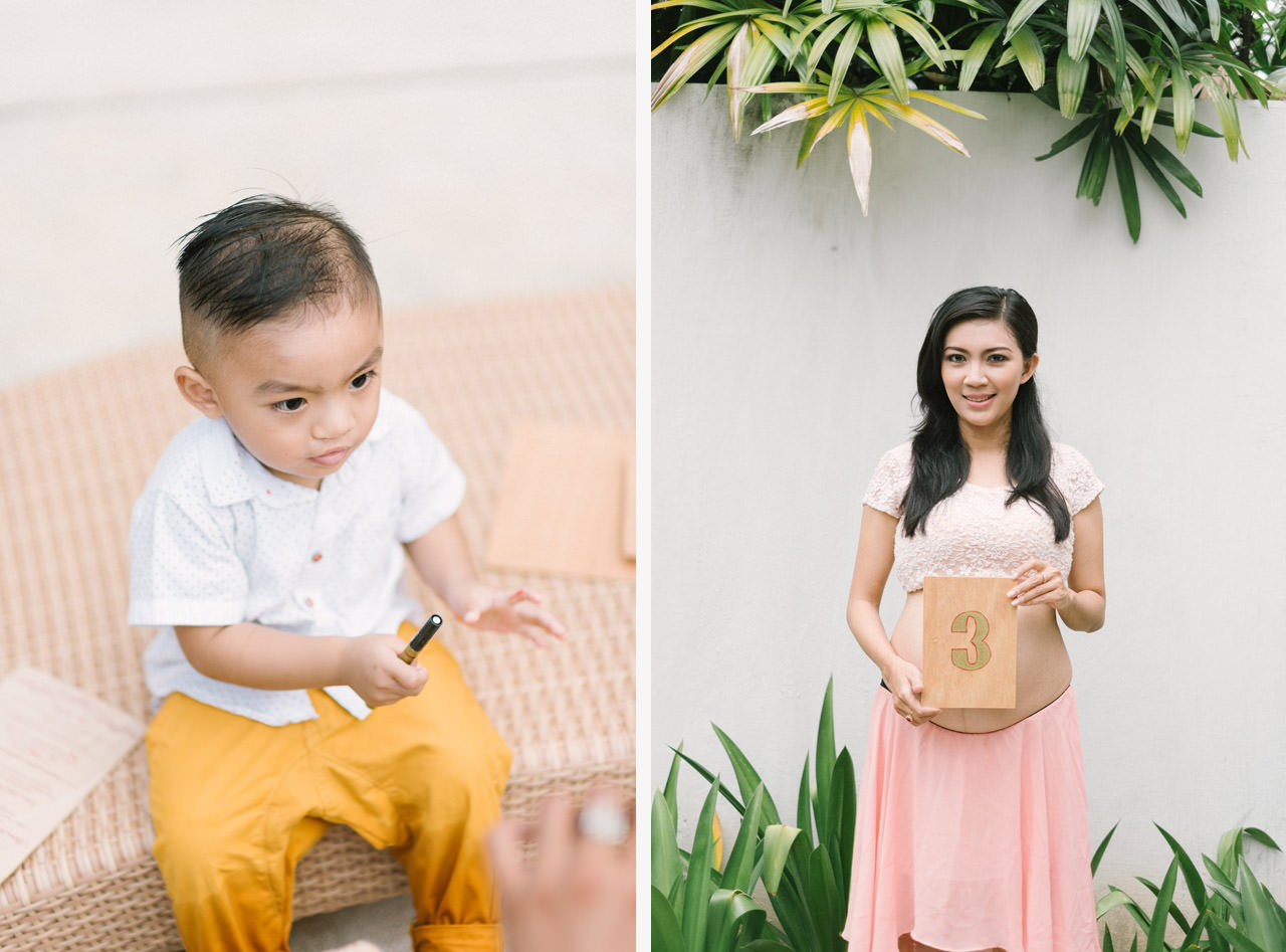 Bayu & Dian: Bali Family Maternity Photography 7