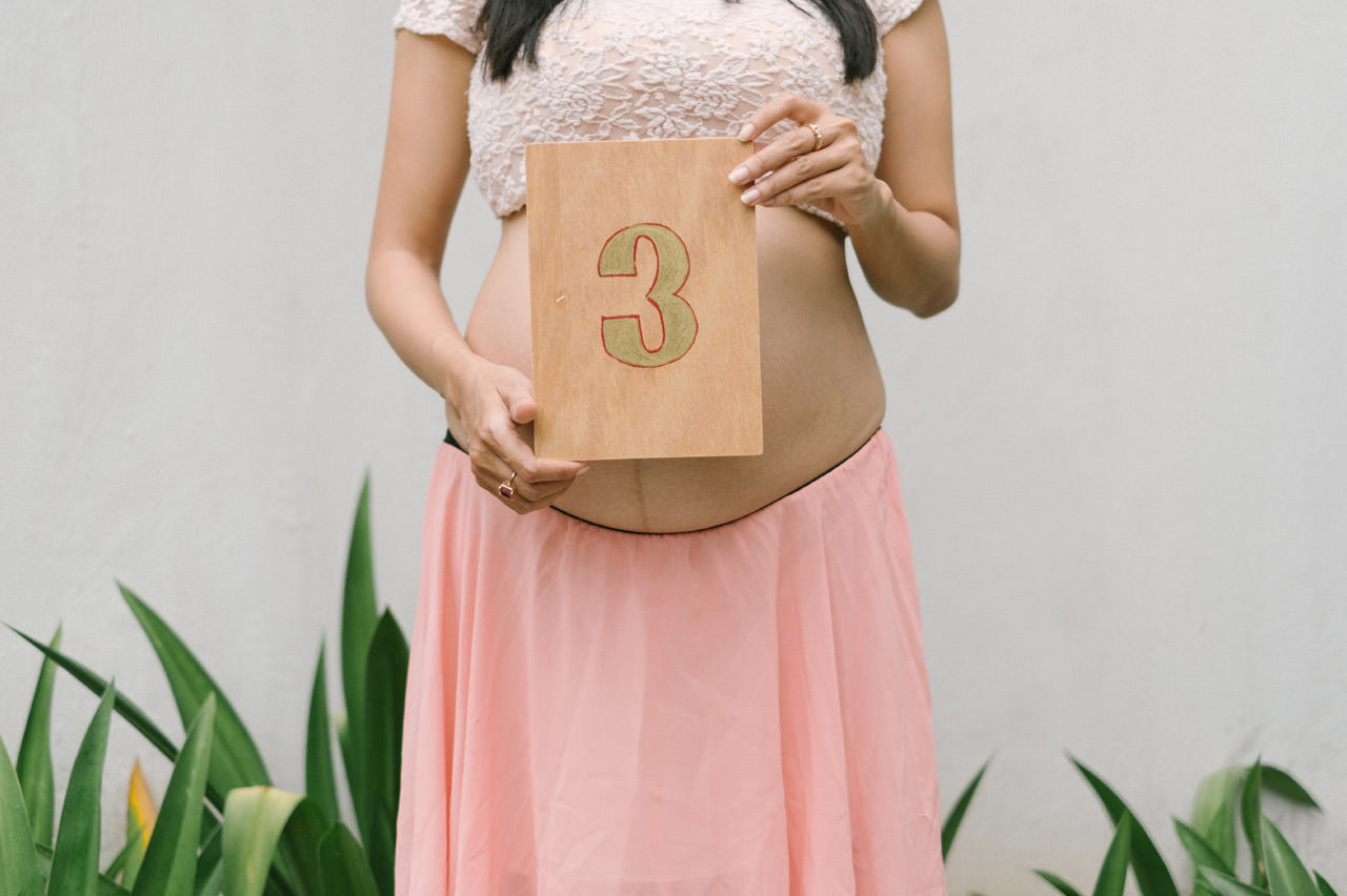 Bayu & Dian: Bali Family Maternity Photography 8