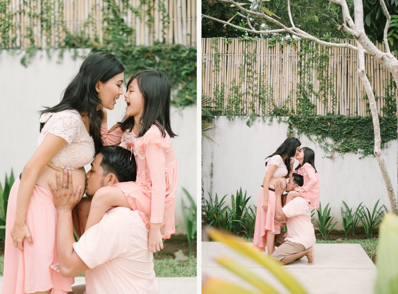 Bayu & Dian: Bali Family Maternity Photography 10