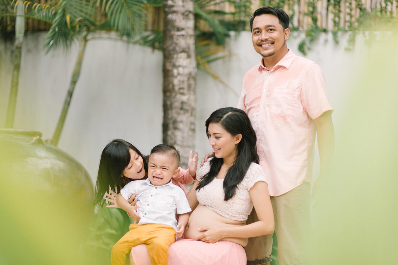 Bayu & Dian: Bali Family Maternity Photography 11