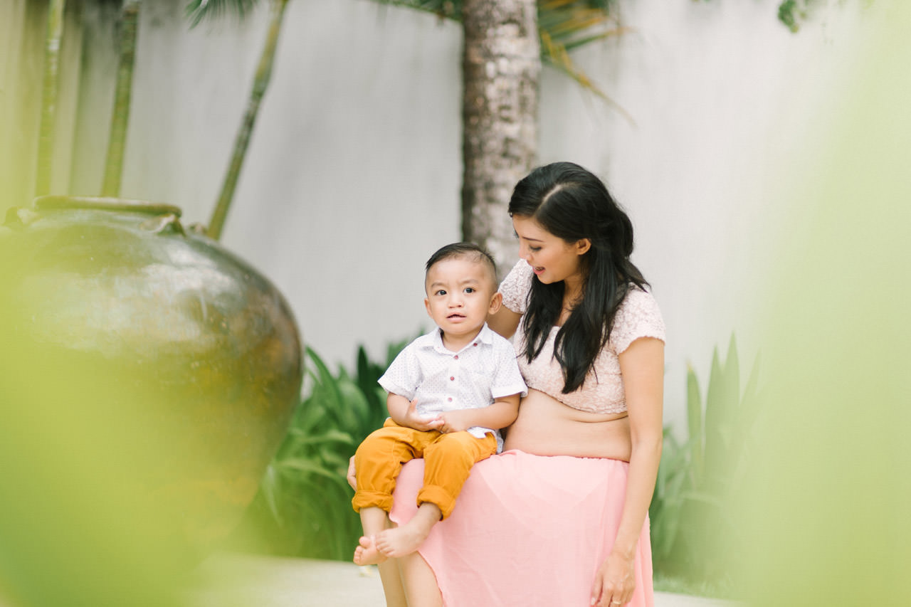Bayu & Dian: Bali Family Maternity Photography 12