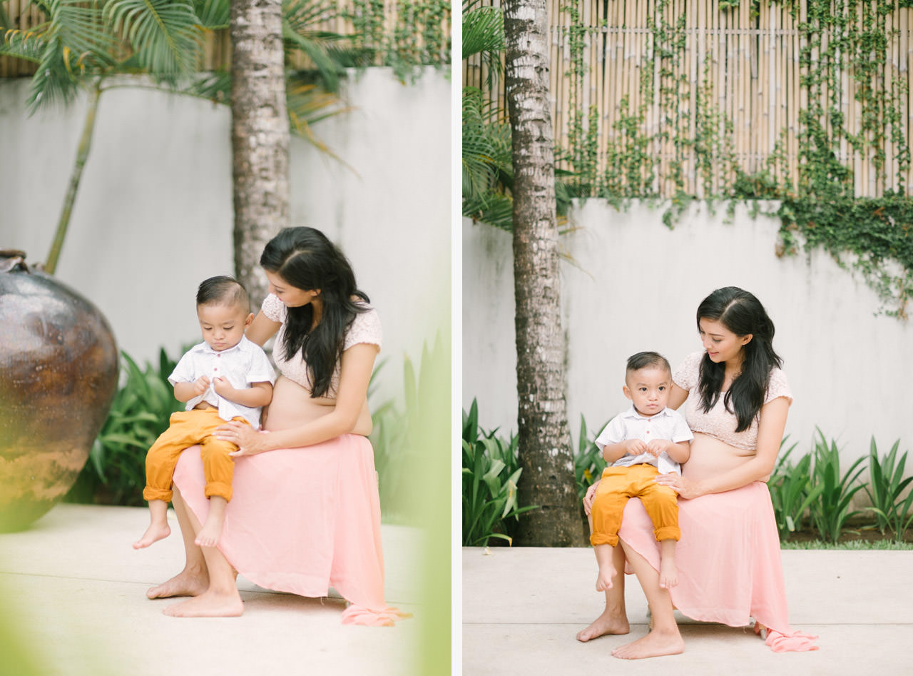 Bayu & Dian: Bali Family Maternity Photography 14