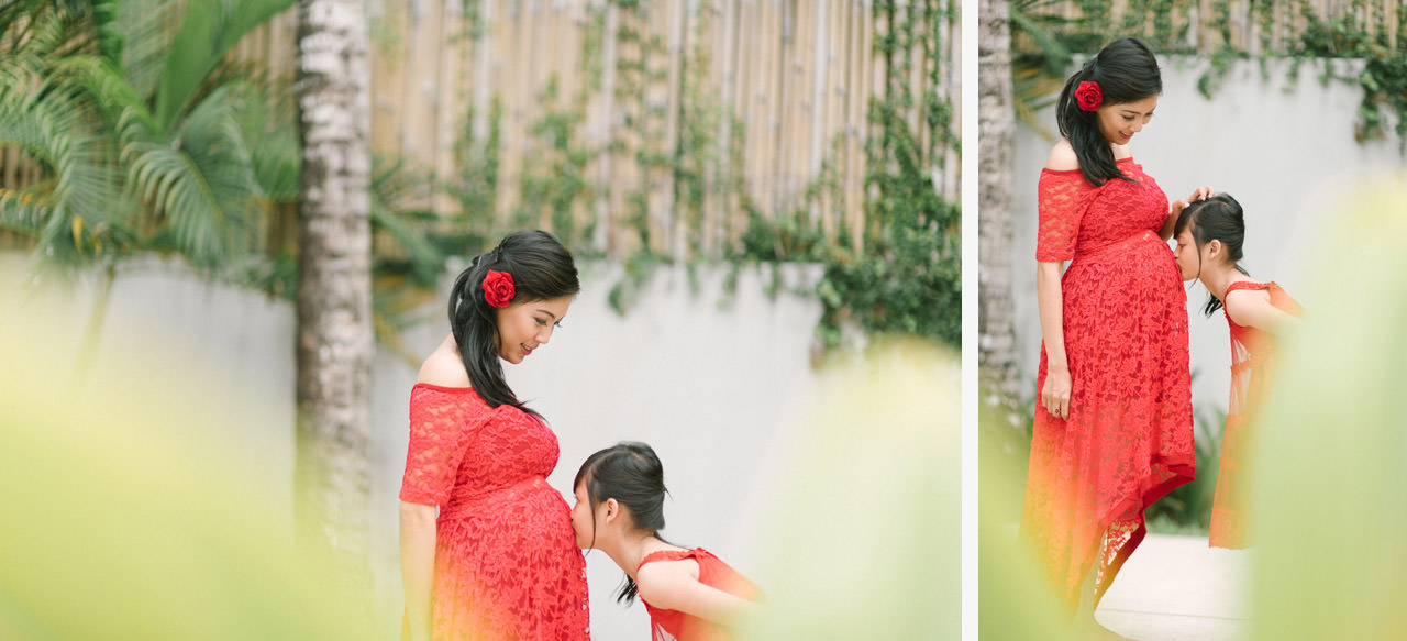 Bayu & Dian: Bali Family Maternity Photography 33