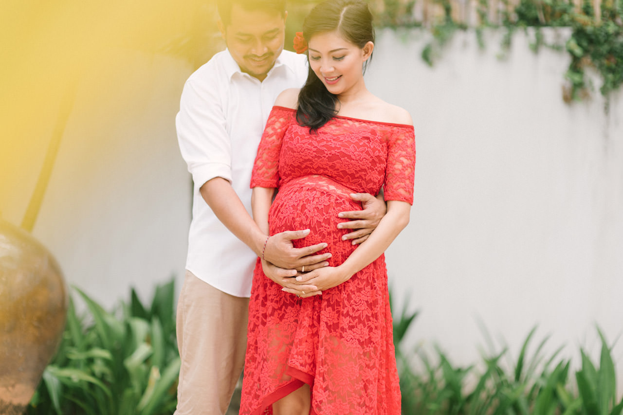 Bayu & Dian: Bali Family Maternity Photography 34
