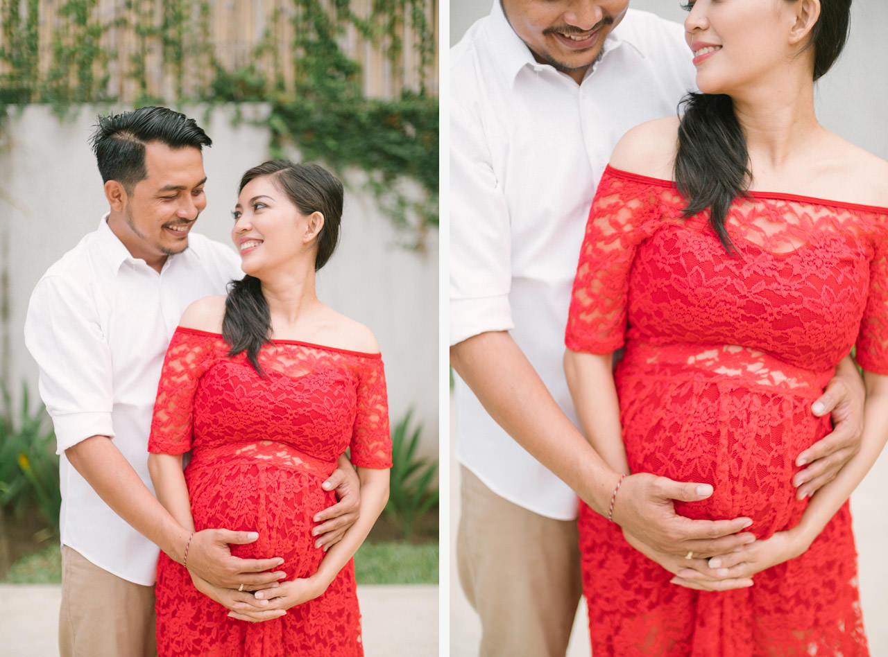 Bayu & Dian: Bali Family Maternity Photography 35